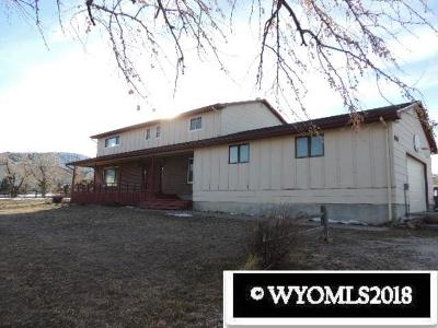 Casper WY Single Family Home For Sale: $284,900