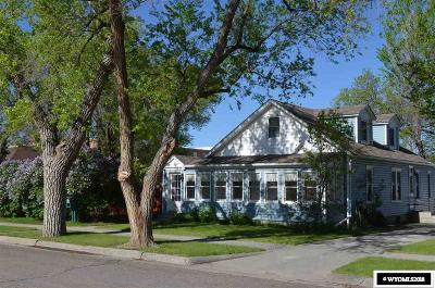 Douglas Single Family Home For Sale: 222 N 3rd