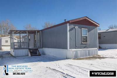 Casper Single Family Home For Sale: 354 Columbine