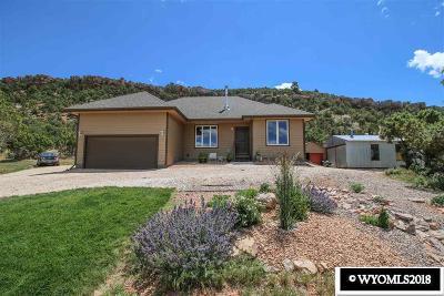 Casper Single Family Home For Sale: 12763 Goose Egg