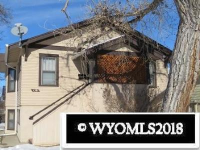 Casper Single Family Home For Sale: 138 W 10th