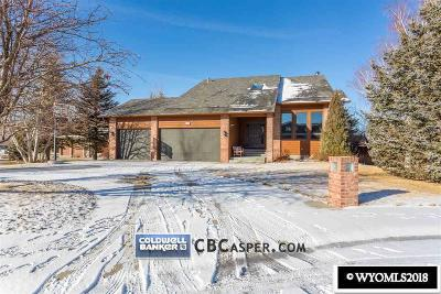Casper Single Family Home New: 4030 Grizzly