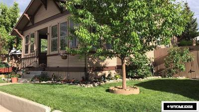 Casper Single Family Home For Sale: 331 W 12th