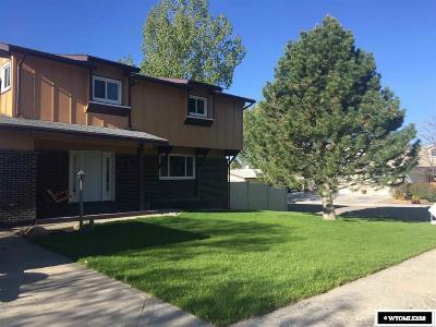 Douglas Single Family Home For Sale: 1239 Frontier