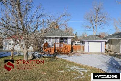 Casper Single Family Home For Sale: 438 E 12th