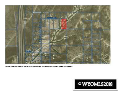 Casper Residential Lots & Land For Sale: 245 Shamrock Dr
