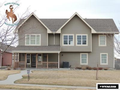 Casper Single Family Home New: 4510 E 21st