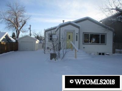 Casper Single Family Home For Sale: 1317 S David Street