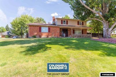 Casper Single Family Home Back On Market: 3105 S Poplar
