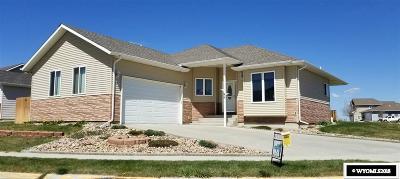 Casper Single Family Home For Sale: 4161 Dartford