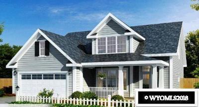 Casper Single Family Home For Sale: 780 S Forest