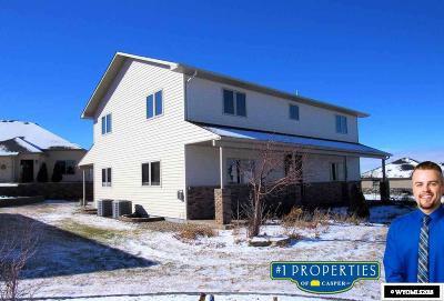 Casper Single Family Home For Sale: 1640 Blue Spruce