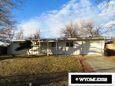 Casper Single Family Home For Sale: 28 Marigold