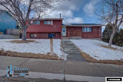 Casper Single Family Home For Sale: 1800 Parkway