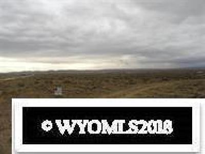 Rock Springs Residential Lots & Land For Sale: 418 G Yellowstone