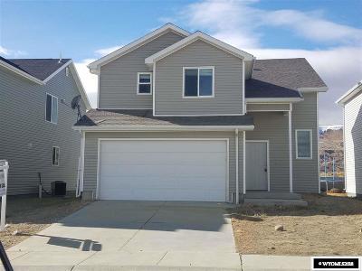 Rock Springs Single Family Home For Sale: 3904 Harrier