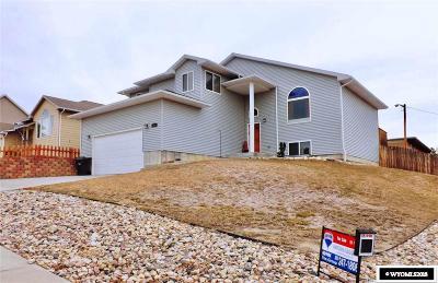 Casper Single Family Home For Sale: 1336 E 19th