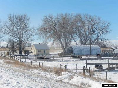 Dubois,  Kinnear,  Crowheart, Pavillion Farm & Ranch For Sale: 275 Hwy 133