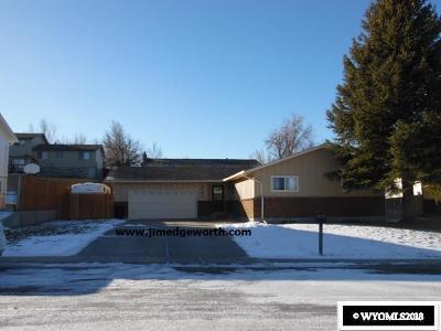 Casper Single Family Home For Sale: 3781 E 19th