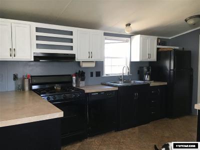 Casper WY Single Family Home For Sale: $32,500