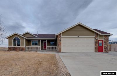 Casper WY Single Family Home For Sale: $309,900