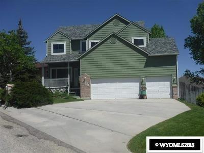 Buffalo Single Family Home For Sale: 915 Delaware