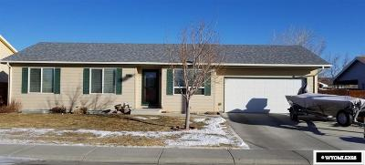 Bar Nunn Single Family Home For Sale: 2128 Mandan Trl