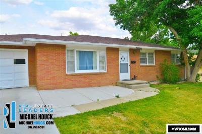 Casper Single Family Home New: 1610 W Odell