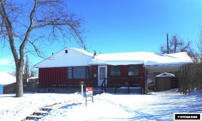 Casper Single Family Home For Sale: 131 S Pennsylvania