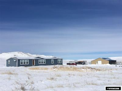 Buffalo WY Single Family Home Pending-Continue To Show: $395,000