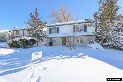 Casper Single Family Home For Sale: 439 W 18th