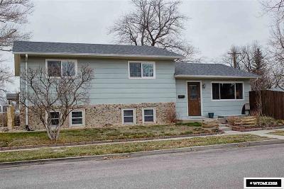 Casper Single Family Home For Sale: 840 W 19th