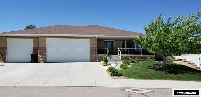 Casper Single Family Home For Sale: 2840 Nicklaus