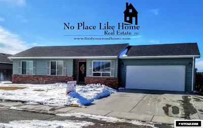 Bar Nunn Single Family Home For Sale: 5506 Antelope
