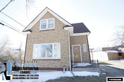 Casper Single Family Home For Sale: 231 W 9th