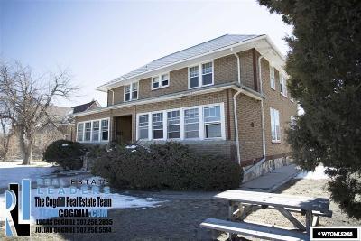Casper Multi Family Home For Sale: 241 W 9th