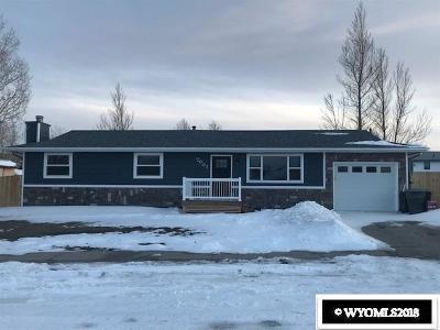 Casper Single Family Home For Sale: 2001 E 22nd