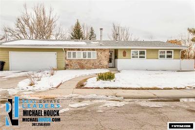 Casper Single Family Home For Sale: 2035 Lynwood