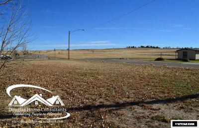 Douglas Residential Lots & Land For Sale: Fort Fetterman & Adams