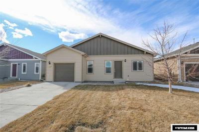 Casper Single Family Home For Sale: 930 S 3rd