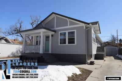 Casper Single Family Home For Sale: 517 S Grant