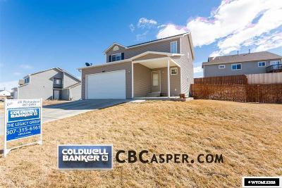 Casper Single Family Home For Sale: 2503 Shumway