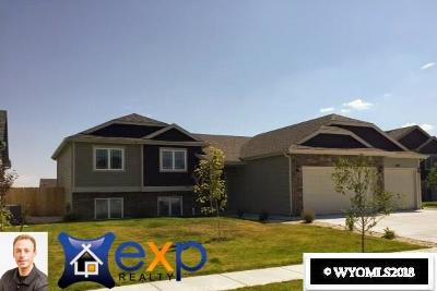 Casper Single Family Home For Sale: 2529 Boots