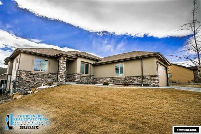 Casper WY Single Family Home For Sale: $365,000