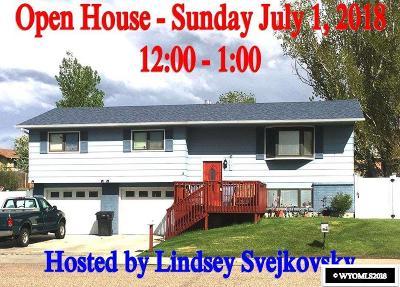 Casper Single Family Home For Sale: 541 Long Lane