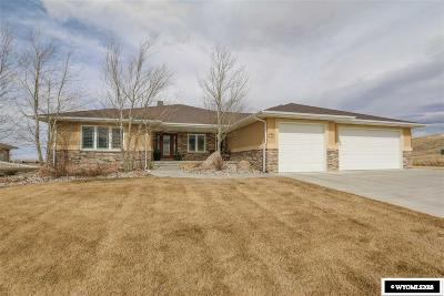 Casper WY Single Family Home For Sale: $715,000