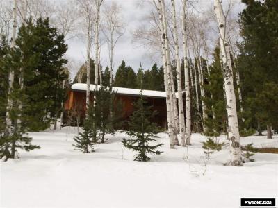 Casper Single Family Home For Sale: 9037 Aspen