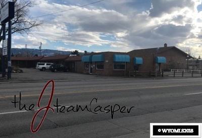Casper Commercial For Sale: 2325 E Yellowstone