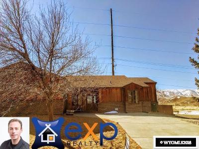 Casper Single Family Home For Sale: 3631 W 46th