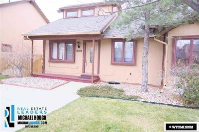 Casper WY Single Family Home New: $139,900